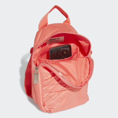 Women Originals Red Mini Backpack