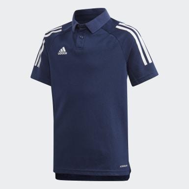 синий Футболка-поло CON20 POLO Y