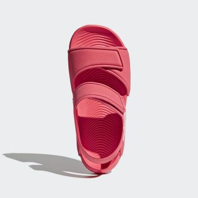 Dievčatá Plávanie ružová Sandále AltaSwim