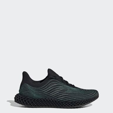 ผู้ชาย วิ่ง สีดำ รองเท้า Ultraboost 4D Parley