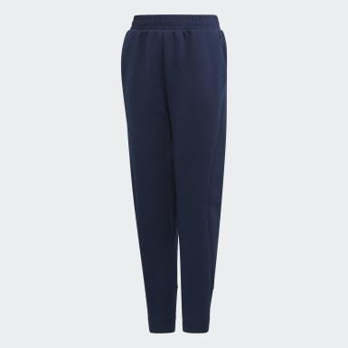 Pantaloni ID VRCT Blu Ragazzo Athletics