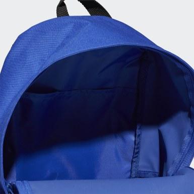 Mochila Tiro (UNISEX) Azul Fútbol