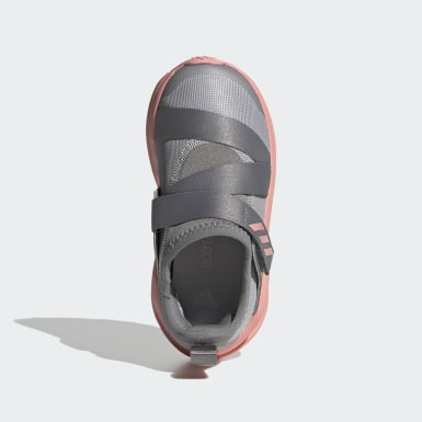 Kinder Running FortaRun 2020 Laufschuh Grau