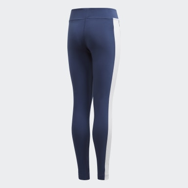 Tight adidas Athletics Club Bleu Filles Athletics