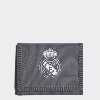 Football Grey Real Madrid Wallet
