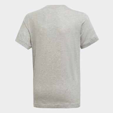 Boys Yoga Grey Sport ID T-Shirt