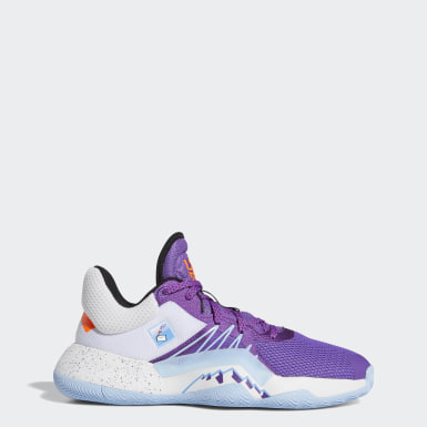 Tenis D.O.N. Issue #1 Violeta Hombre Basketball
