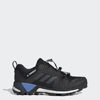 Sapatos de Caminhada Skychaser XT GORE-TEX TERREX Preto Mulher TERREX