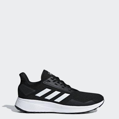 ผู้ชาย วิ่ง สีดำ รองเท้า Duramo 9