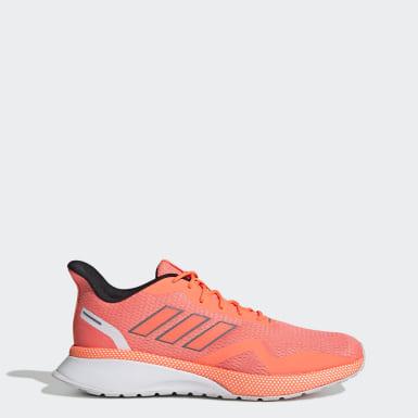 Women's Walking Orange NOVAFVSE X Shoes