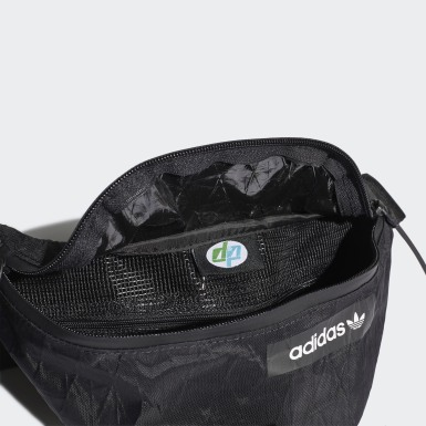 Originals Black Future Waist Bag