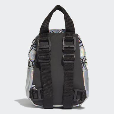 серебряный Рюкзак Mini