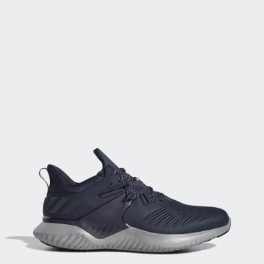 Running Blue Alphabounce Beyond 2.0 Shoes