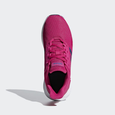 Çocuklar Koşu Bordo Duramo 9 Ayakkabı