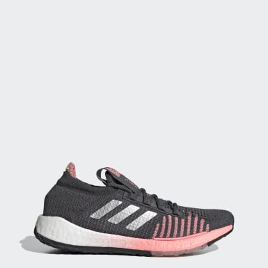 Tenis para correr Pulseboost HD Gris Mujer Running
