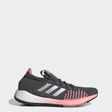 Zapatillas para correr Pulseboost HD Plomo Mujer Running