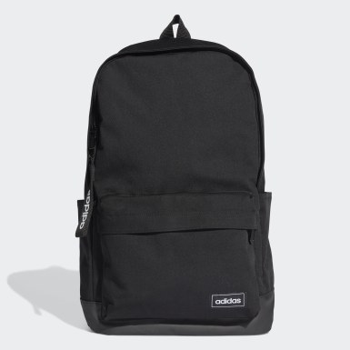 Classic Linear Logo Backpack