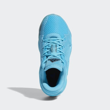 Chaussure D.O.N. Issue #2 Turquoise Enfants Basketball