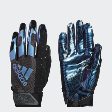 Football Black Adizero 9.0 New Reign Receiver Gloves