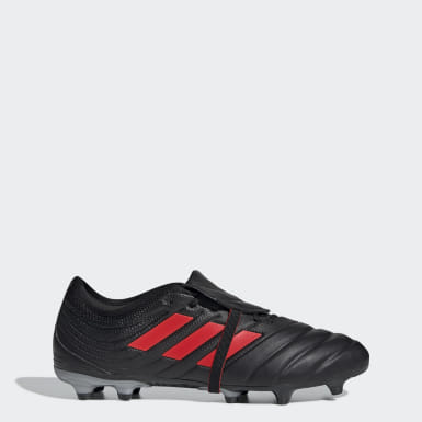 Football Black Copa Gloro 19.2 Firm Ground Boots