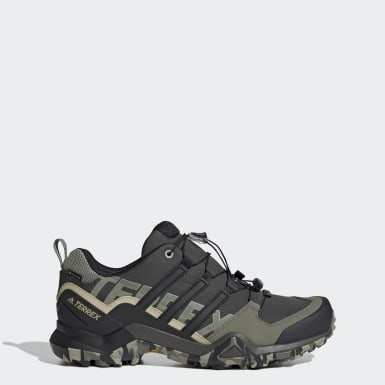Men TERREX Green Terrex Swift R2 GORE-TEX Hiking Shoes