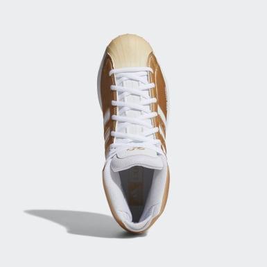 Basketball Orange Pro Model 2G Shoes