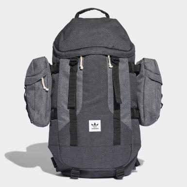 Heren grijs Back To School Tassen   adidas België
