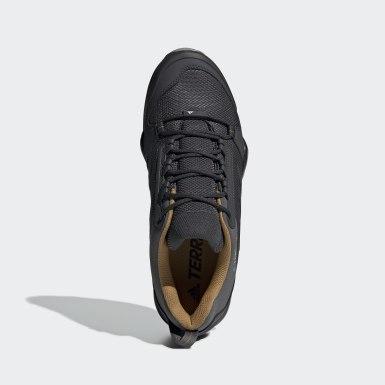 Zapatillas de Senderismo Terrex AX3 Plomo Hombre Senderismo
