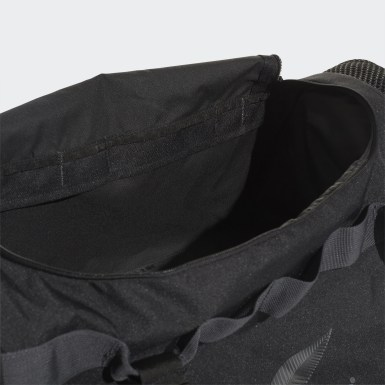Rugby Black All Blacks Duffel Bag