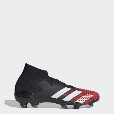 Dam Fotboll Svart Predator Mutator 20.1 Firm Ground Boots