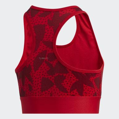 Brassière XPR Rouge Filles Athletics