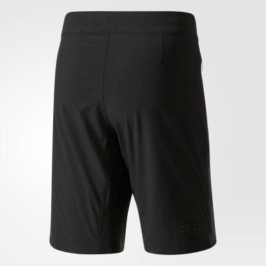 Shorts Crazytrain Ultra Strong Negro Hombre Training