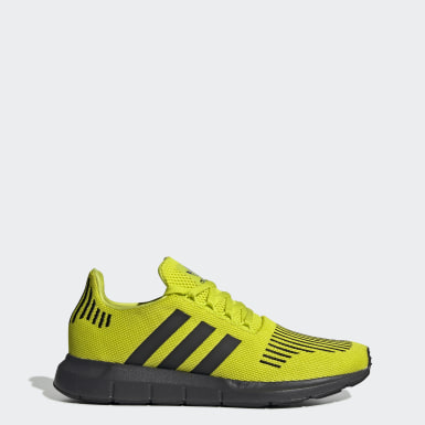 Women Originals Yellow Swift Run Shoes