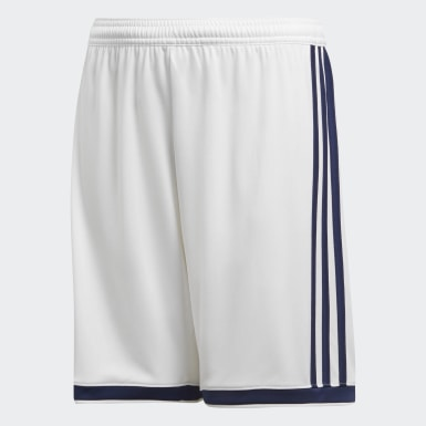 Youth Football White Regista 18 Shorts