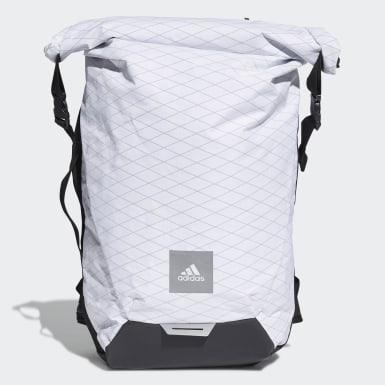 Athletics White 4CMTE Prime AEROREADY Backpack Small