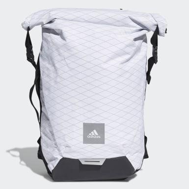 Sac à dos 4CMTE Prime AEROREADY Backpack Petit format Blanc Athletics
