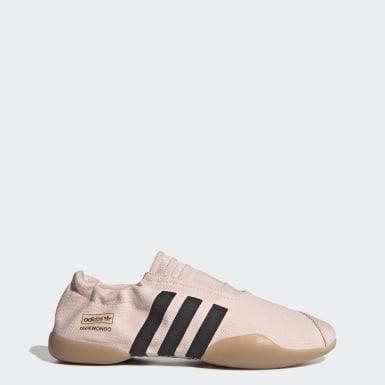 Dames Originals Roze Taekwondo Schoenen