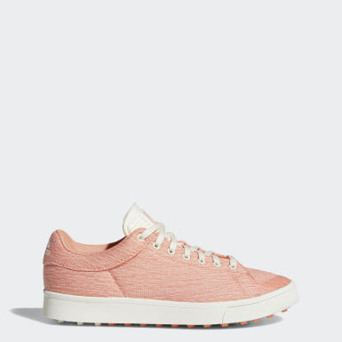 Kids Golf Orange Adicross Classic Shoes