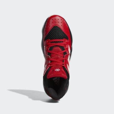 красный Баскетбольные кроссовки Harden Stepback