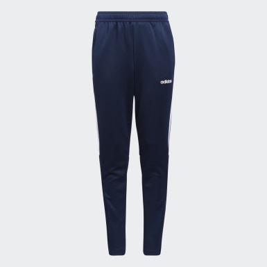 Pantalon d'entraînement Sereno 19 bleu Enfants Soccer
