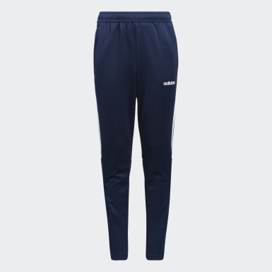 Children Soccer Blue Sereno 19 Training Pants