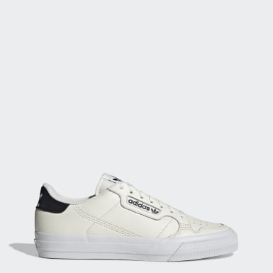 Originals Wit Continental Vulc Schoenen