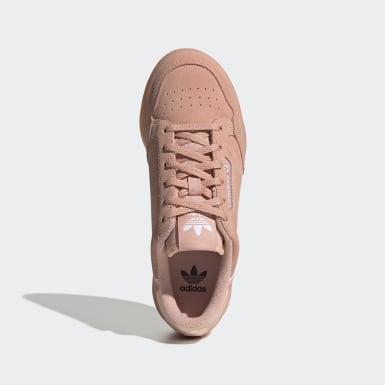 Mädchen Originals Continental 80 Schuh Rosa