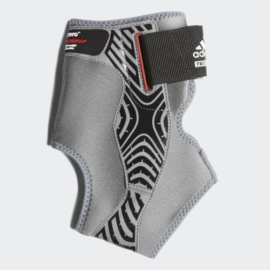 Basketball Grey Adizero Speedwrap Ankle Brace