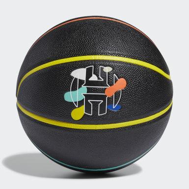 черный Баскетбольный мяч Harden Vol. 5 All Court 2.0