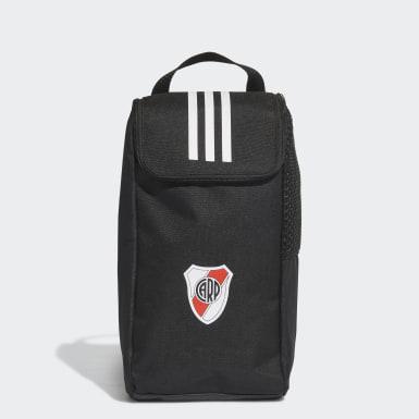 Bolso para Botines River Plate Negro Fútbol
