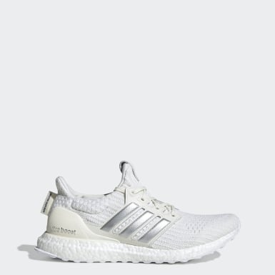 Women's Running White Ultraboost x Game of Thrones Shoes