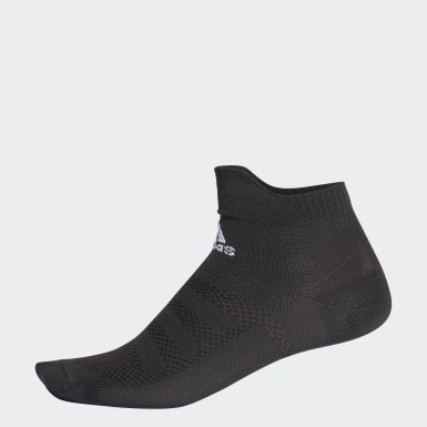 Training Black Alphaskin Ultralight Ankle Socks