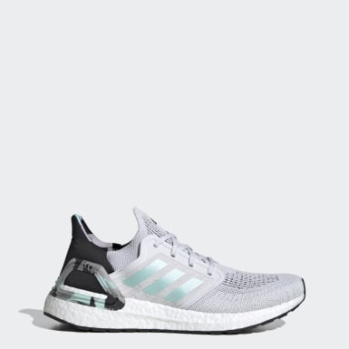 Chaussure Ultraboost20 gris Course