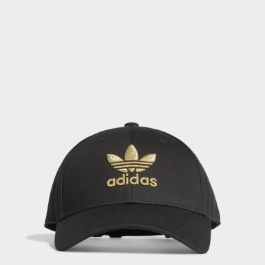Originals Black Adicolor Gold Baseball Cap